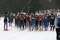 Běžecké trasy kolem Nadějkovska, Jistebnicka i Borotínska vyzkouší během sezony přes tisícovku návštěvníků.