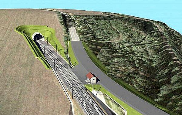Sudoměřický tunel