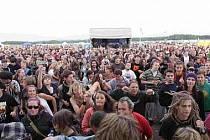 Festival Mighty Sounds v Táboře na Čápově dvoře obtěžuje lidi hlavně hlukem.