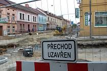 Třetí etapa rekonstrukce Budějovické ulice v Táboře začne.