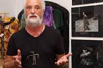 Jindřich Streit přivezl do Tábora novou výstavu