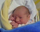 Adam Seidl z Nadějkova. Narodil se 24. října v 9.20 hodin s váhou 3570 gramů a mírou rovných 50 cm. Je druhým dítětem v rodině, už má sestřičku Dorotku, které je tři a půl roku.
