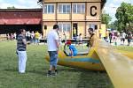 Soběslavský aeroklub slavil v sobotu 70 let od založení.