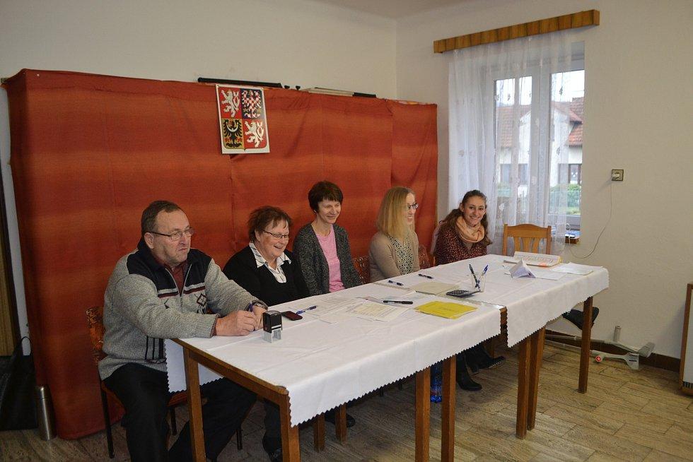 Prezidentské volby v Bělči.