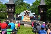 Festival historických řemesel obsadil o víkendu Šelmberk.