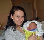 Matěj Haller ze Sezimova Ústí. Narodil se rodičům Karolíně a Patrikovi 20. března v 9.23 hodin jako jejich první dítě. Vážil 3820 gramů a měřil 52 cm.