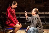 Hra populárního dramatika Miro Gavrana měla premiéru před pár lety v New Yorku, a přestože jiné Gavranovy hry jsou u nás velmi oblíbené (např. Vše o ženách), po Loutce sáhlo zatím pouze Dvorní divadlo.