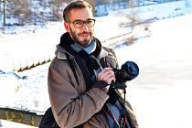 Fotograf David Peltán z Tábora.