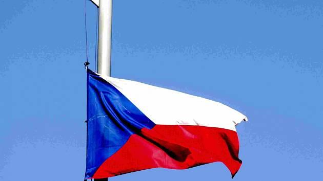 Státní vlajka.