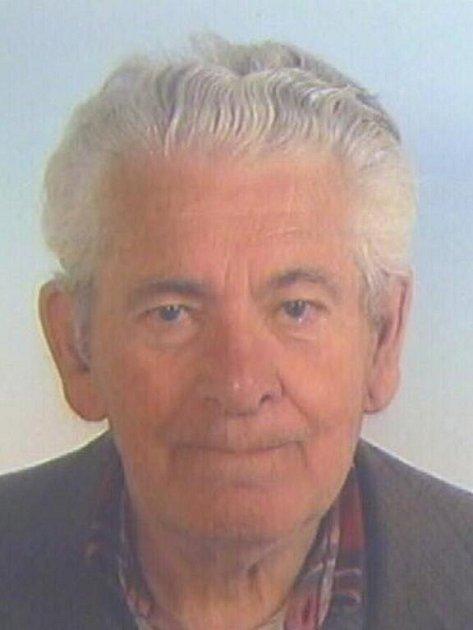 Pohřešovaný Václav Kumšta