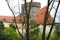 ZMĚNA POSÁDKY. V říjnu 1742 plukovník Ogilvy umístil do Tábora tři kompanie.
