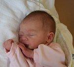 Emilie Hemrová ze Sedlce – Prčic. Narodila se 23. července ve 2.52 hodin. Vážila 2390 gramů, měřila 46 cm a má brášku Jendu kterému jsou dva roky.