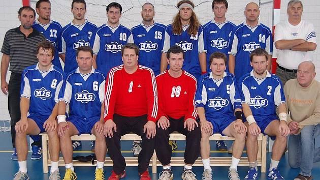 POSTUP. Házenkáři Spartaku MAS Sezimovo Ústí porazili ve druhém kole poháru Mimoň a mohou se v dalším dějství těšit na velmi atraktivního soupeře.