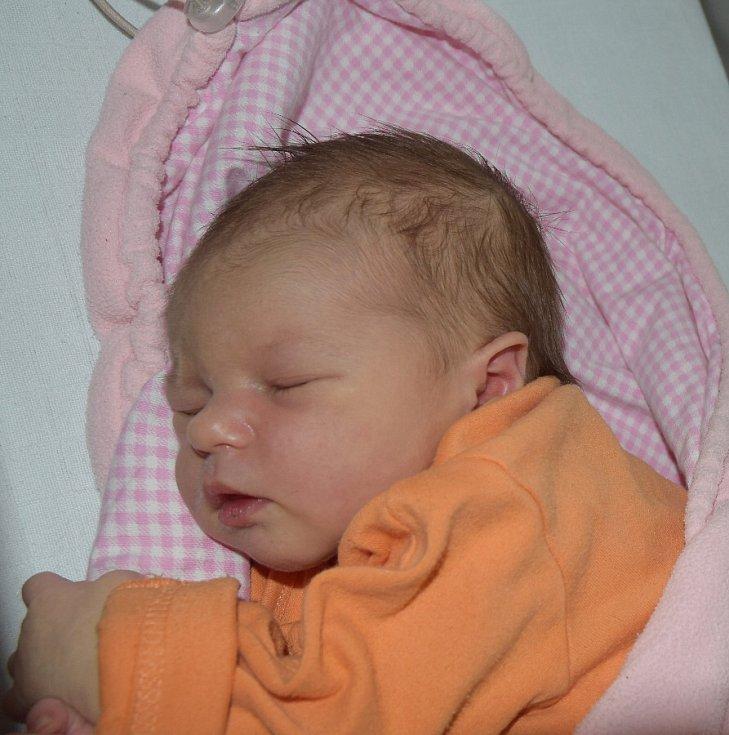 Kristýna Diblíková ze Sudoměřic u Bechyně.  Narodila se rodičům Veronice a Radkovi 27. května v 7.17 hodin. Vážila 3100 gramů, měřila 49 cm a má čtyřletou sestřičku Radušku.