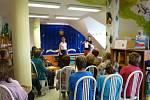 Program začal v knihovně prohlídkou výstavy z činnosti Klubu Plánských Dam a pokračoval přednáškou Mgr. Jakuba Rychtara o strávnících středověku. Poté byli účastníci pozváni na historicko-kulinářskou procházku a knihovnice měly pro každou ze sedmi zastáve
