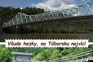Významné místní osobnosti zvou do Tábora, vysvětlují návštěvníkovi, která místa ve městě mají nejraději nebo proč mají rádi Tábor.