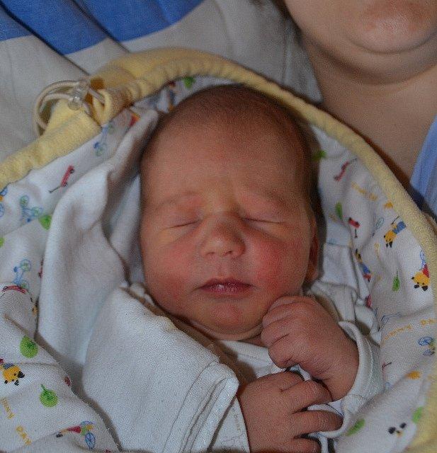 Vojtěch Nešetřil z Jistebnice. Narodil se rodičům Janě a Pavlovi 15. března v 10.33 hodin jako jejich první dítě. Po porodu vážil 3220 gramů a měřil 48 cm.