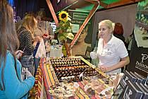 Táborský hotel Palcát hostí víkendový Festival čokolády.