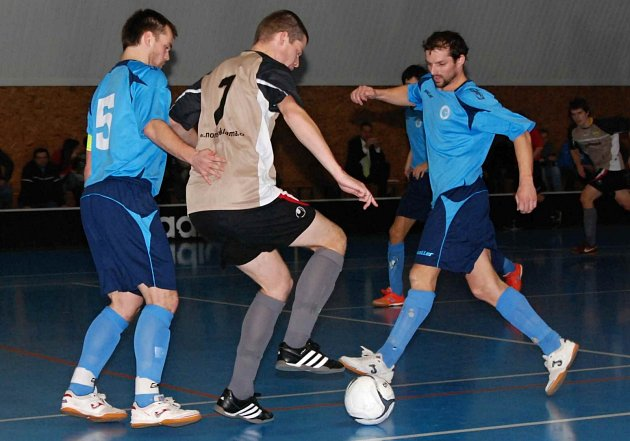 Futsalové boje na Táborsku znovu ožívají.