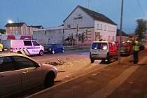 V neděli večer opilý řidič srazil cyklistu v ulici Čs. armády ve Veselí nad Lužnicí.