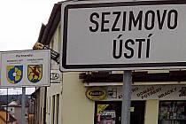 Sezimovo Ústí. Ilustrační foto