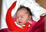 Markéta Mrázková z Veselí nad Lužnicí. Narodila se rodičům Markétě a Františkovi jako jejich první dítě 8. listopadu jedenáct minut po osmé hodině. Její váha  byla 3190 gramů.