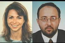Marcela Sekáčová a Vladimír Mikuš