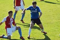 Hráči Táborska utrpěli na Slavii první ryzí porážku v sezoně.