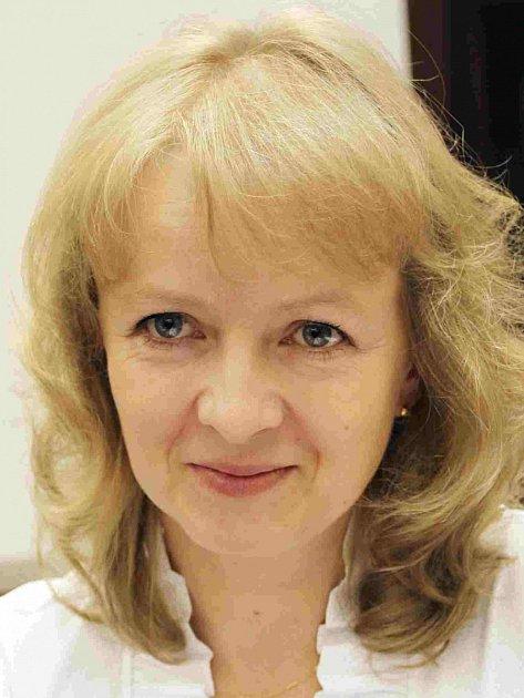 Olga Bastlová.