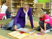 Montessori škola.