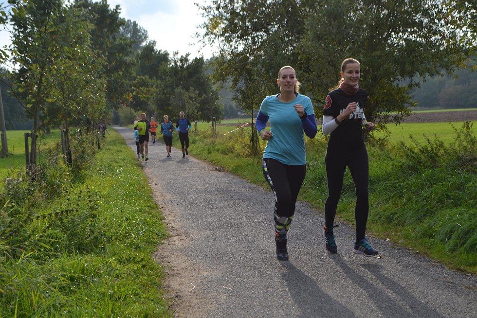 První ročník sobotního Dobroběhu podpořil Rolničku.