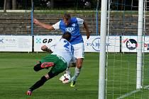 FC MAS Táborsko. Ilustrační foto.