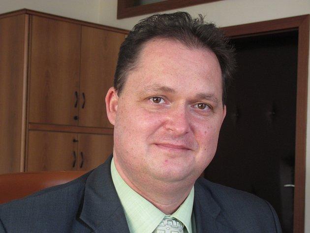 Pavel Kaczor, ředitel Úřadu práce v Táboře