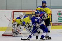 Předchozí duel B-týmu HC Tábor s Benešovem.
