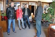 V pondělí se konal den otevřených dveří do kancelář starosty Tábora.