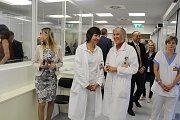 Nemocnice představila hemodialýzu a pracoviště ergoterapie.
