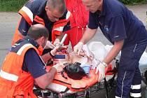 Záchranáři bojují o život, Ilustrační foto.