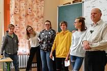 Active English Week na ZŠ Mikuláše z Husi