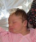 Jana Sedloňová z Tábora. Na svět přišla 2. září šest minut před jedenáctou hodinou. Po narození vážila 3990 gramů, měřila 49 cm a doma už má dvě sestřičky.
