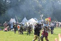 U příležitosti výročí 600 let bitvy o Tábor mezi husity a katolíky se konala v sobotu 8. srpna 2020 v Táboře rekonstrukce bitvy s dalším programem.