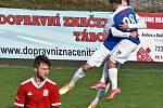 Tým Táborska si po dohrávce s Vyšehradem zapsal do tabulky velice důležité tři body.