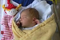 EMMA HAMERLOVÁ Z MILEVSKA. Jako první miminko svých rodičů se narodila 6. září ve 4.08 hodin. Vážila 3460 gramů a měřila 49 cm.