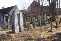 Bechyňský židovský hřbitov.