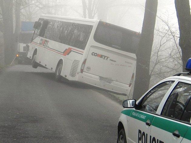 Kolize autobusu
