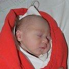 Vojtěch Kaštánek z Malšic. Prvorozený syn rodičů Veroniky a Karla přišel na svět 13. listopadu v 10.17 hodin. Po narození vážil 2930 gramů a měřil 47 cm.