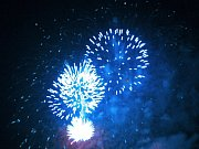Městské slavnosti v Pardubicích, závěrečný ohňostroj