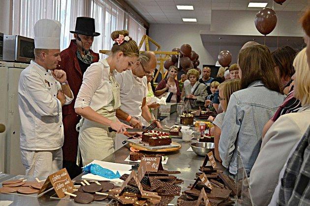 Festival čokolády
