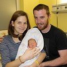 Anežka Hlavničková z Mutic. Rodičům Iloně a Petrovi se narodila 19. listopadu ve 12.14 hodin jako jejich první dítě. Při narození vážila 2560 gramů a měřila 47 cm.