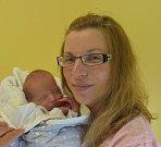 Ondřej Pecháček z Tábora. Přišel na svět 7. července ve 23.15 hodin. Vážil 3400 gramů, měřil 50 cm a je druhým dítětem rodičů Kateřiny a Luboše. Doma už má tříletou sestřičku Zuzanku.