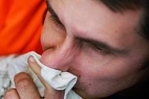 Táborsko hlásí nejvíce nemocných v kraji